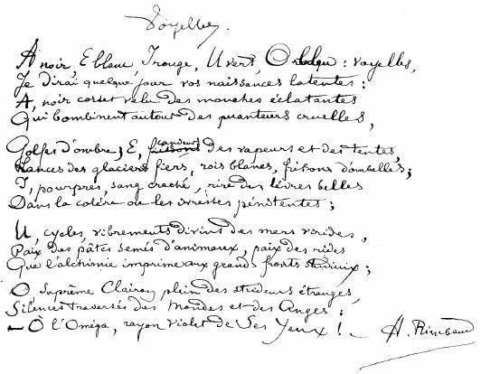 Arthur Rimbaud Una Temporada En El Infierno